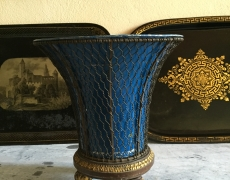 Raro vaso in metallo cod 20