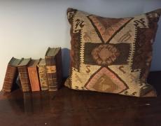 Cuscino kilim antico cod 59