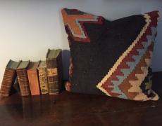 Cuscino kilim antico cod 61