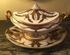 Zuppiera in ceramica cod 107