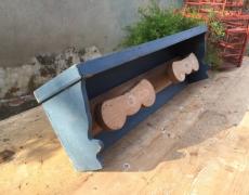 Appendiabiti in legno cod 145