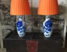 Coppia lampade Cina cod 251
