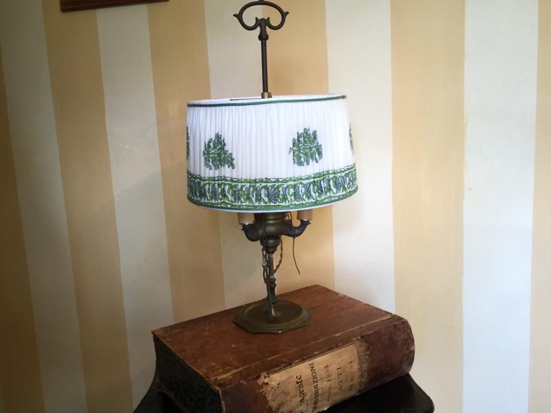 Lampada Fiorentina : Lampada fiorentina da parete in ottone applique 🏠 homelook