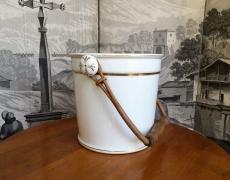 Secchiello in ceramica Ginori