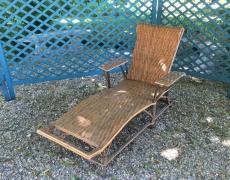 Chaise longue primi '900